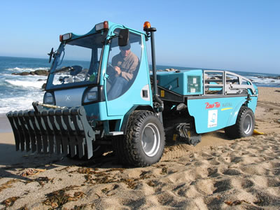 Beachtech Professional Beach Cleaning And Grooming